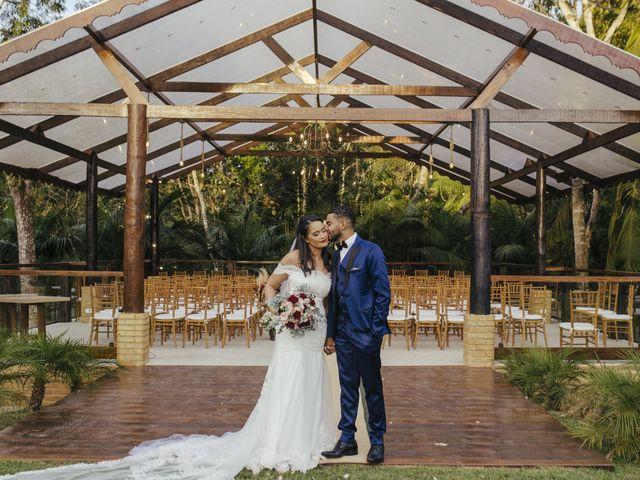 O casamento de Mayara e José