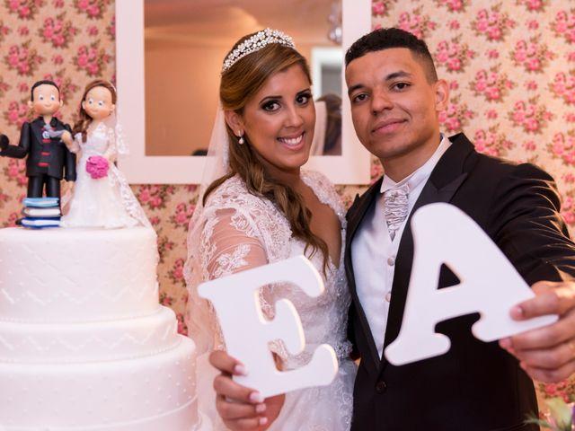 O casamento de Adriene e Eliel