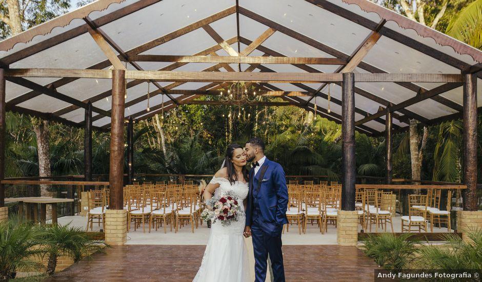 O casamento de José e Mayara em Embu-Guaçu, São Paulo