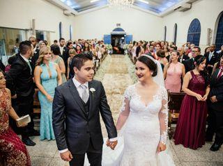 O casamento de Laila Beatriz e Gustavo