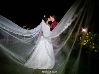 O casamento de Lailla e Leonardo