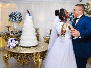 O casamento de Chayenne e Carlos