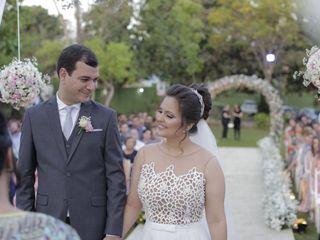 O casamento de Júlia  e Thiago