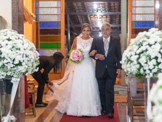 O casamento de Tayná e Felipe 1