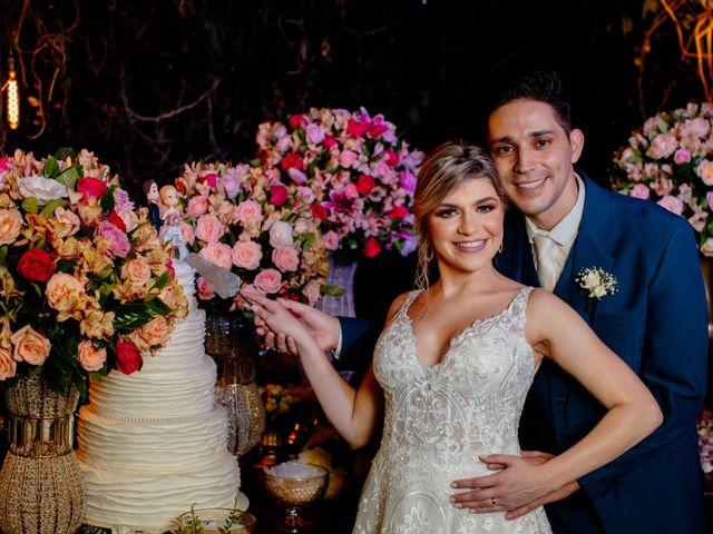 O casamento de Thamirys e Iler