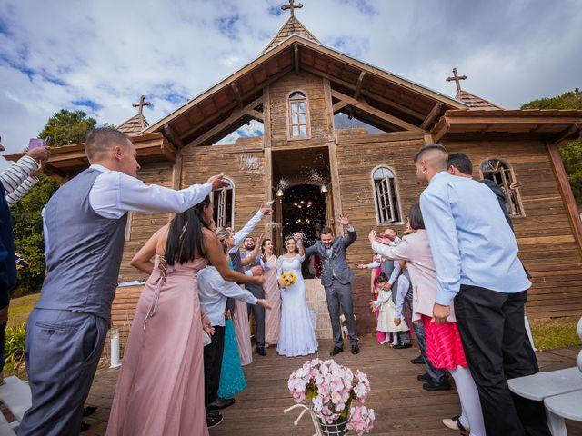 O casamento de Michelle e Vinícius