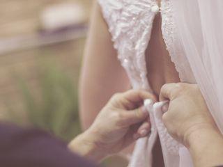 O casamento de Francieli e Daniel 2