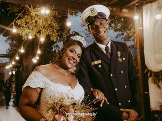 O casamento de Ana Maria e Nilson