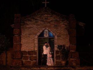 O casamento de Déborah e Warlismar 1