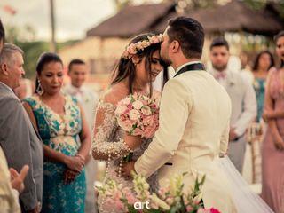 O casamento de Déborah e Warlismar 3
