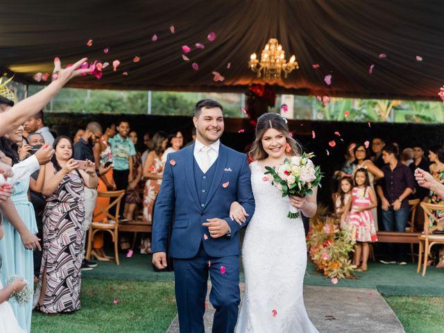 O casamento de Sara e Pablo