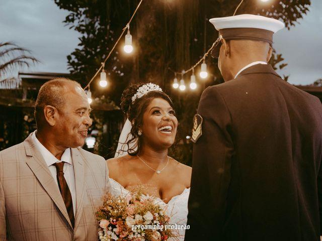 O casamento de Nilson e Ana Maria em Duque de Caxias, Rio de Janeiro 1