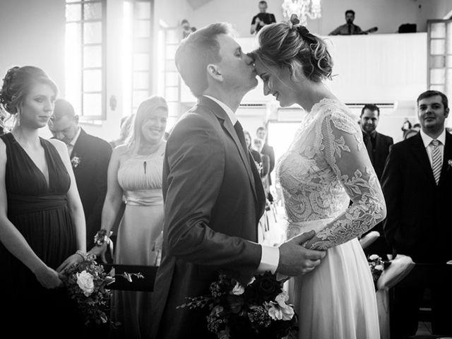 O casamento de Karina e Fernando