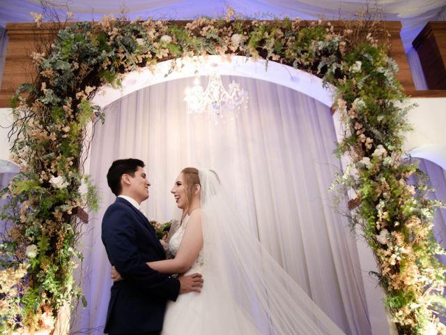 O casamento de Carolina e Rodrigo