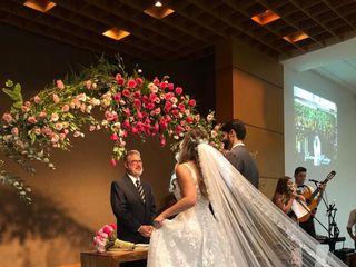 O casamento de Laura e Rodrigo 1
