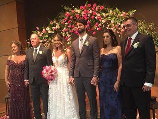 O casamento de Laura e Rodrigo