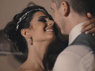 O casamento de Greice e Alex