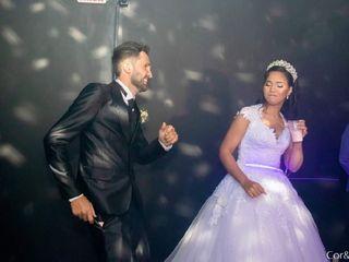 O casamento de Kettelin  e Alexsander  1