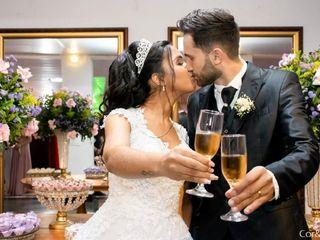 O casamento de Kettelin  e Alexsander