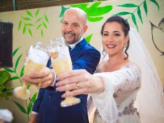 O casamento de Katarina  e Paulo