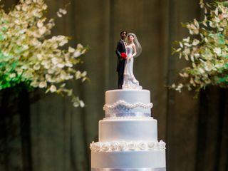 O casamento de Rayane e Leomarcos 1
