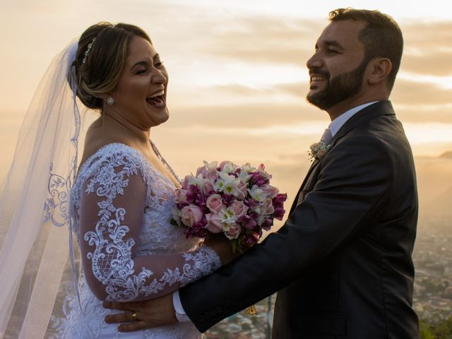 O casamento de Élida e Alexandre