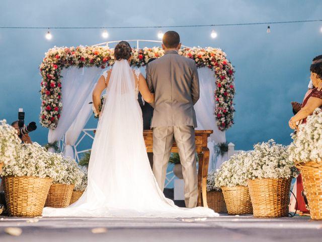 O casamento de Rodrigo e Scarlleth