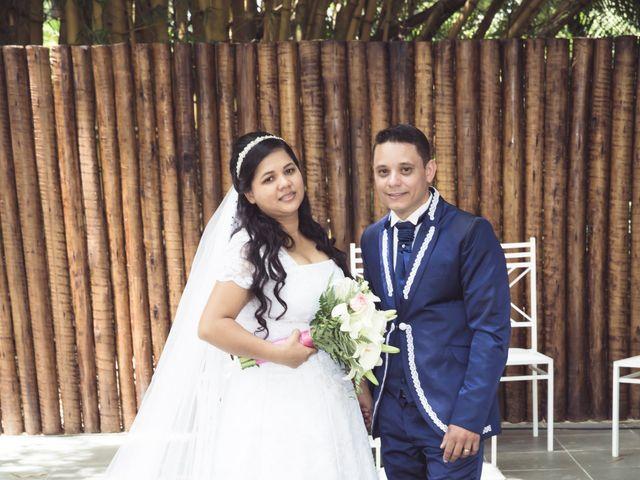 O casamento de Fernanda e Tiago