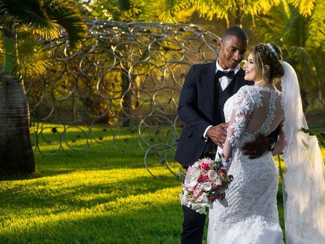 O casamento de Rayane e Leomarcos