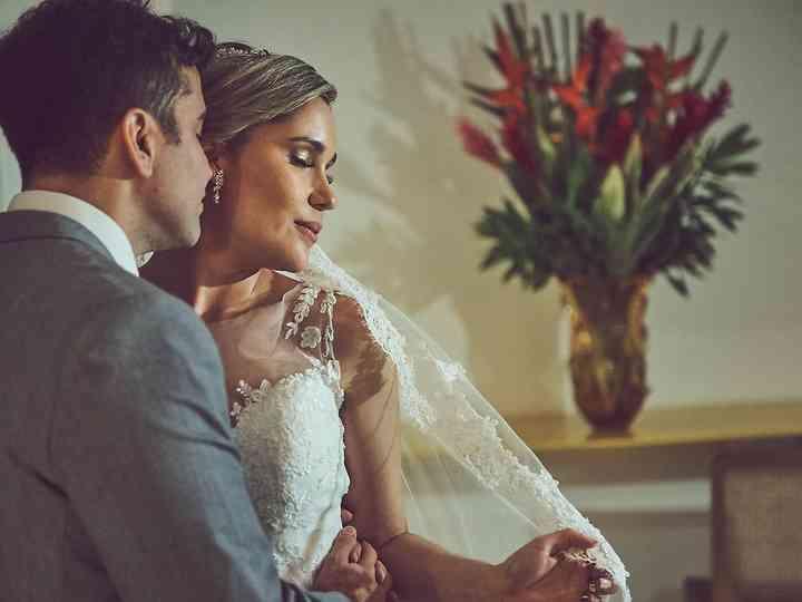O casamento de Dielly e Marcos