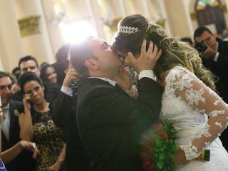 O casamento de Lorrana e Thiago 3