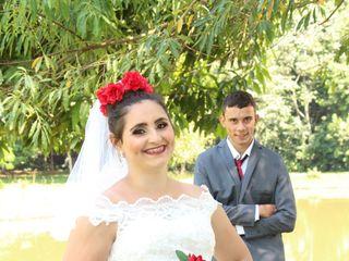 O casamento de Jane e Igor 1