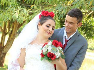 O casamento de Jane e Igor 2