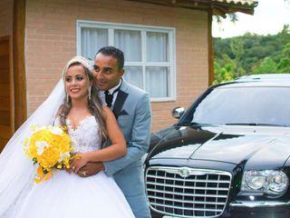O casamento de Erika e Emerson