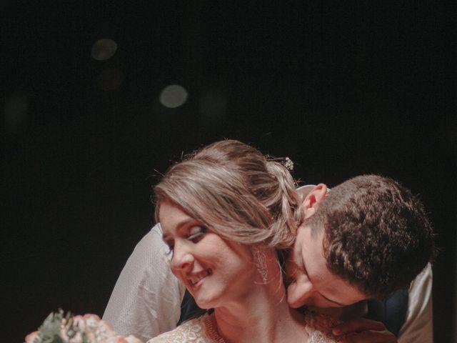 O casamento de Josi e Alan