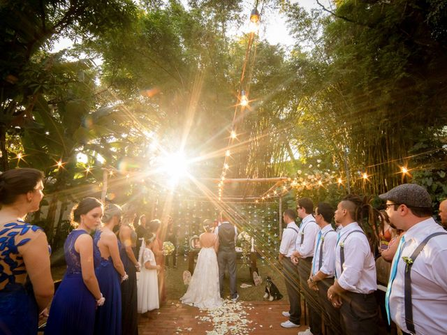 O casamento de Daniela e Guilherme