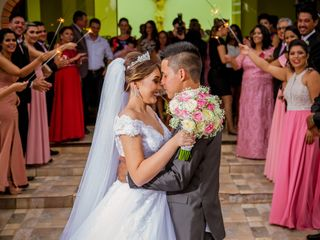 O casamento de Mayara e Mario