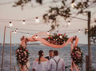 O casamento de Nicolle e Tiago 1