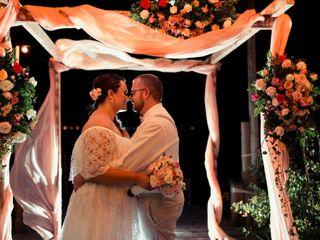 O casamento de Nicolle e Tiago