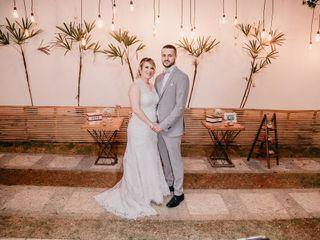 O casamento de Ana Carolina e Carlos