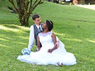 O casamento de Tayane e Leonardo