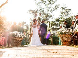 O casamento de Agda e Lucien