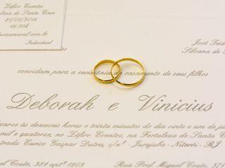 O casamento de Deborah e Vinícius 2