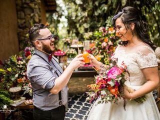 O casamento de Michele e Guilherme