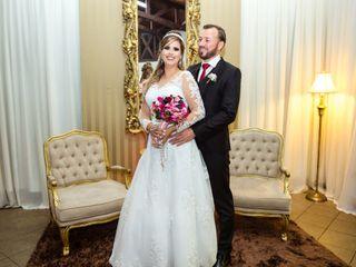 O casamento de Ketrin Capanema e Fabricio Hang