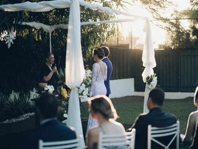 O casamento de Gianni e André