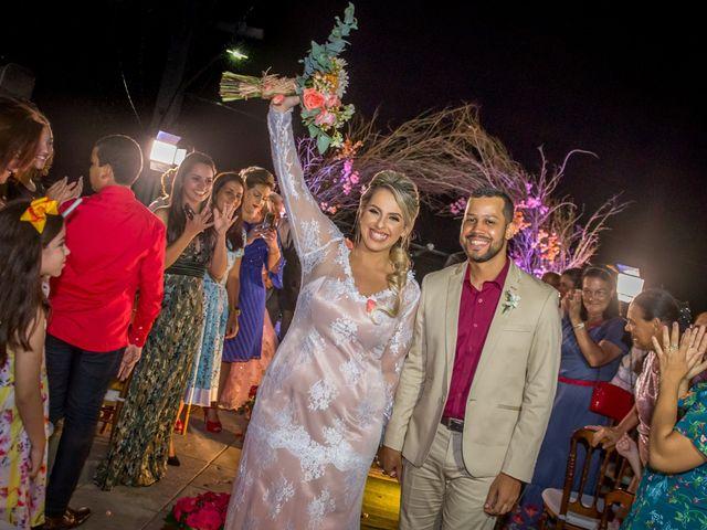 O casamento de Rosiane e Gleidson