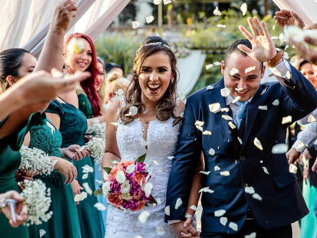 O casamento de Kellry e Leandro