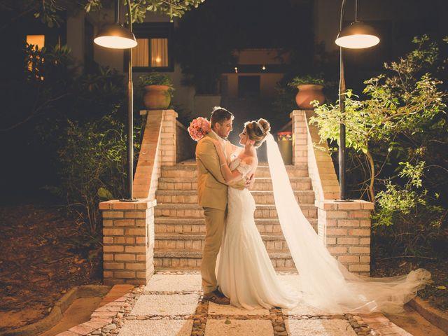 O casamento de Jaqueline e Armando