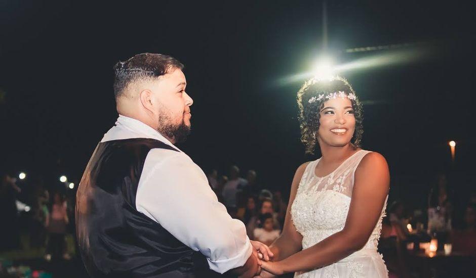 O casamento de Rodrigo  e Gill  em Magé, Rio de Janeiro